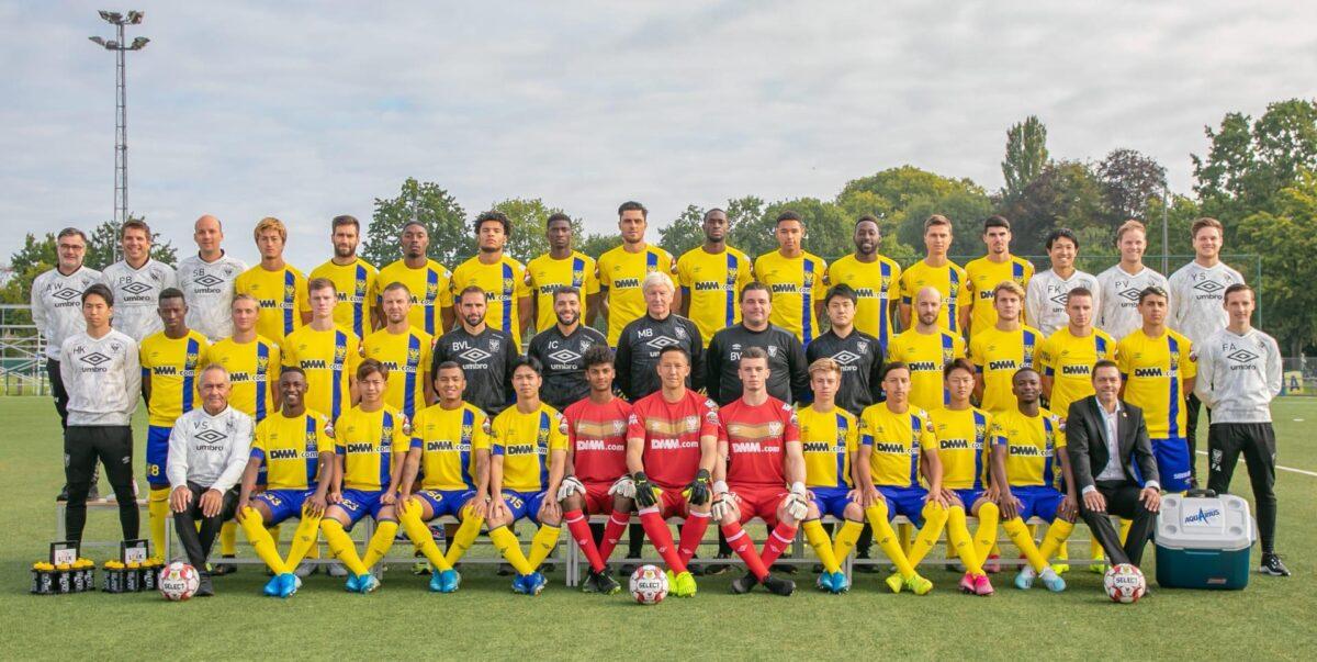 ベルギーサッカーのSTVV