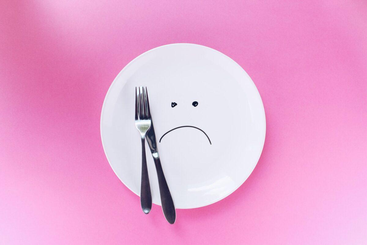 ダイエットを失敗させる間違った食事