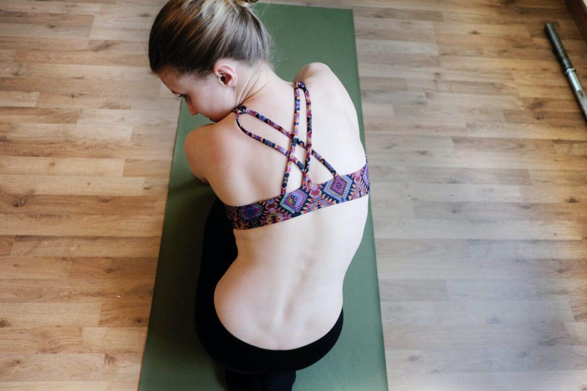 背骨の柔軟性を高められる